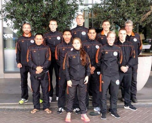 Team NL Bep van Klaveren